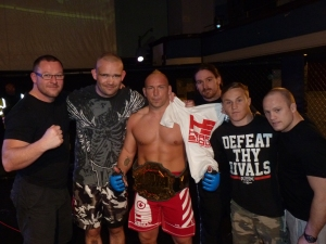 Faulkner Group Pic Dome MMA 4