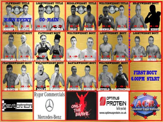 ACB6 Line-Up