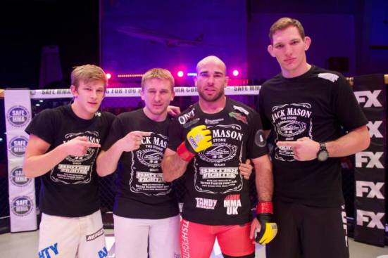 Photo Credit: Dolly Clew (Cage Warriors)