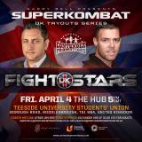 Fighters Wanted: Contender Promotions and SuperKombat search for a UK Fightstar