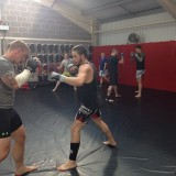 """Ollie Davidson: """"There is no chance he will beat me, I refuse to lose tohim"""""""