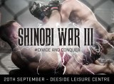 Shinobi War 3 takes further shape with addition of fivebouts