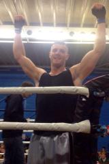 Caged Predators 1 – Post Fight Interview: Tarro Grogan(Video)