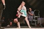 JJ goes for an Armbar vs. Lindsay Jones. (Photo Credit: Wilson Fox)