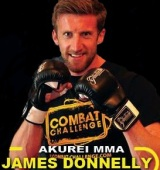 "James Donnelly: ""I'm 100% confident I will get the victory"""