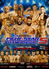 FightStar Championship 5 – Review