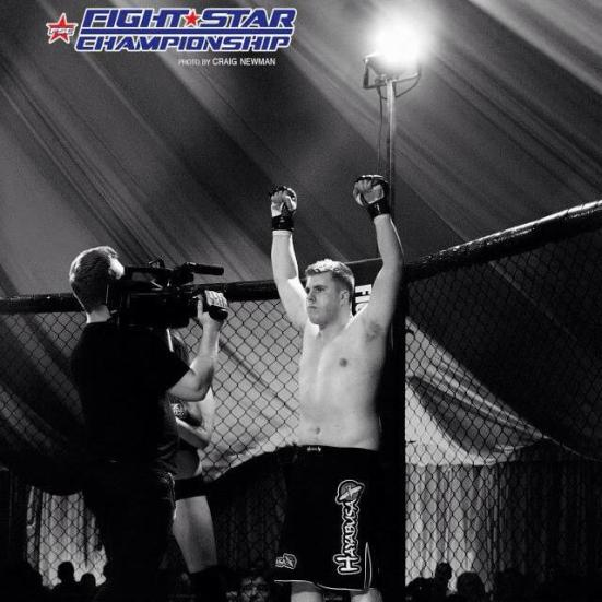 Credit: Paul Newman/FightStar Championship