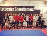 """Lucy Schofield: """"I found the true fighter in me at Leicester Shootfighters"""""""