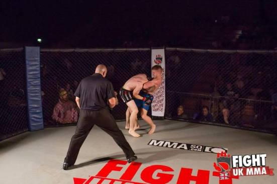 Credit: Fight UK MMA