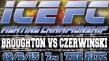 ICE FC 6 – Countdown to theRitz