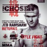 The Chosen – Post Fight Interview: Jed Ramshaw(Video)